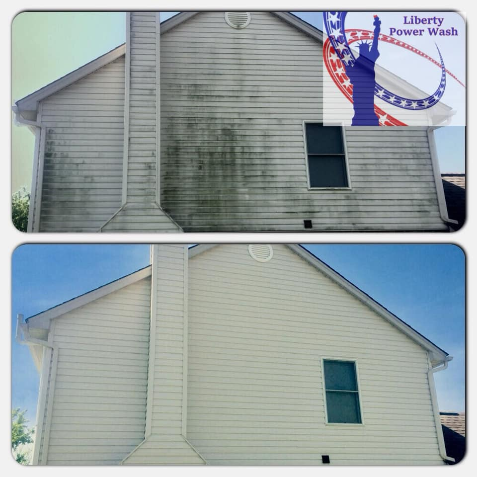 house washing kentucky